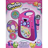 Shopkins Karaoke CD+G Music Player