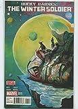 Bucky Barnes The Winter Soldier #11 Near Mint Kot Foss Marvel Comics MD8
