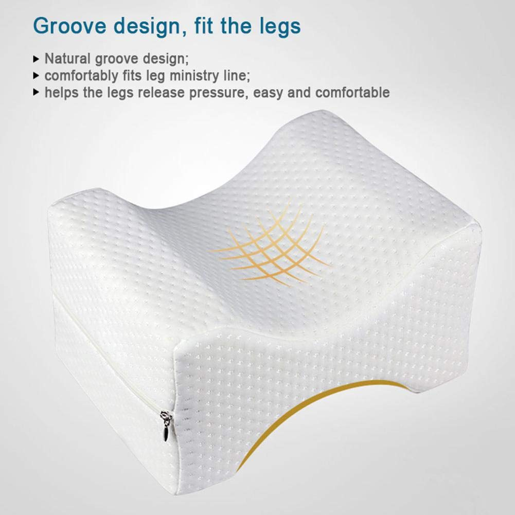 Longshow Legs Pillows - Per Legs Pillows Sleeping Knees Pregnancy and Maternity Cushions for Pregnant Woman Legs Shape Cushions