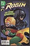 #7: ROBIN #127 DC comic book 8 2004