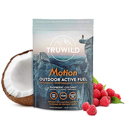 Motion - All Natural Pre Workout Powder Drink Mix for Men and Women - Plant Based Vegan Keto Preworkout Energy Drink Supplement - Amino Acids - Creatine Free - No Crash or Jitters (Best Pre Workout Energy Drink For Women)