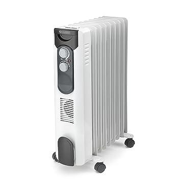 Olimpia Splendid CaldoRad 9 - Calefactor, 230V, 50 Hz, color blanco