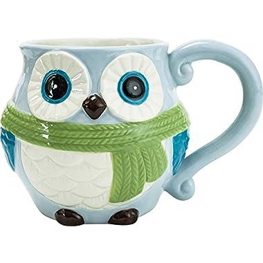 Blue Owl Mug 92 494
