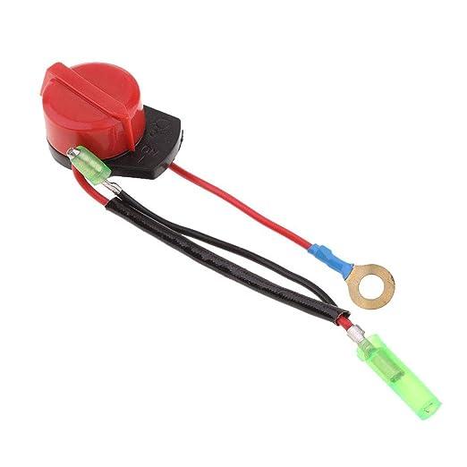 SeaStart - Cortacésped generador Interruptor de desmontaje ...