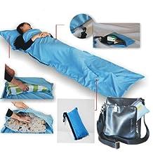 Silk Single Liner Sleeping Bag Camping Travel Mini Sleeping Bag