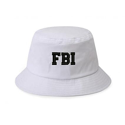Amazon.com  Military FBI Federal Bureau of Investigation 100% Cotton ... b06c38c77bed