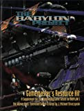 The Babylon Project - Game Resource Kit, Joseph Cochran, 1887990070