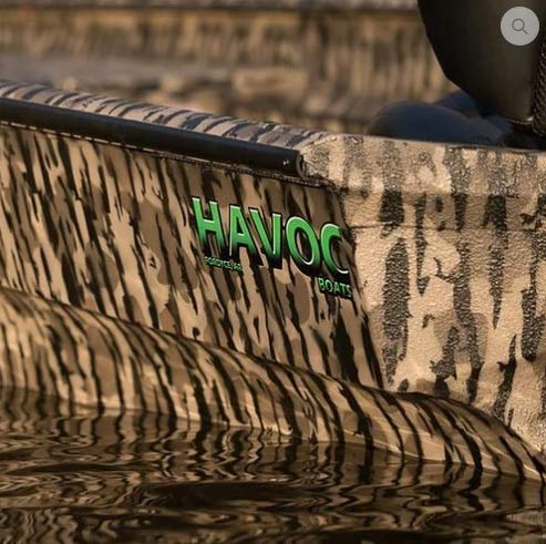 Redleg Camo Stencil kit (Standard, Havoc Timber)