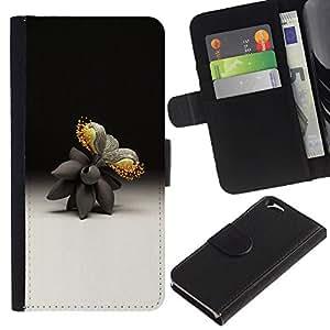 ZCell / Apple Iphone 6 / Nature Art Artificial Flower Modern Abstract / Caso Shell Armor Funda Case Cover Wallet / Naturaleza arte artificial fl