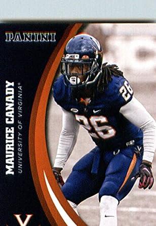 online store fae56 c01fb Amazon.com: 2016 Panini Collegiate Team Set Card #25 Maurice ...