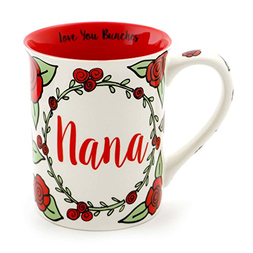 Love You Bunches Nana Coffee Mug