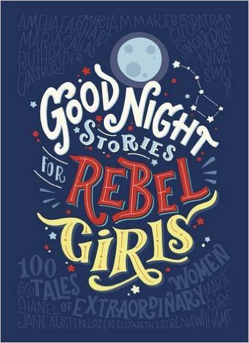 [By Elena Favilli] Good Night Stories for Rebel Girls (Hardcover)【2017】by Elena Favilli (Author), Francesca Cavallo (Author) [1865]