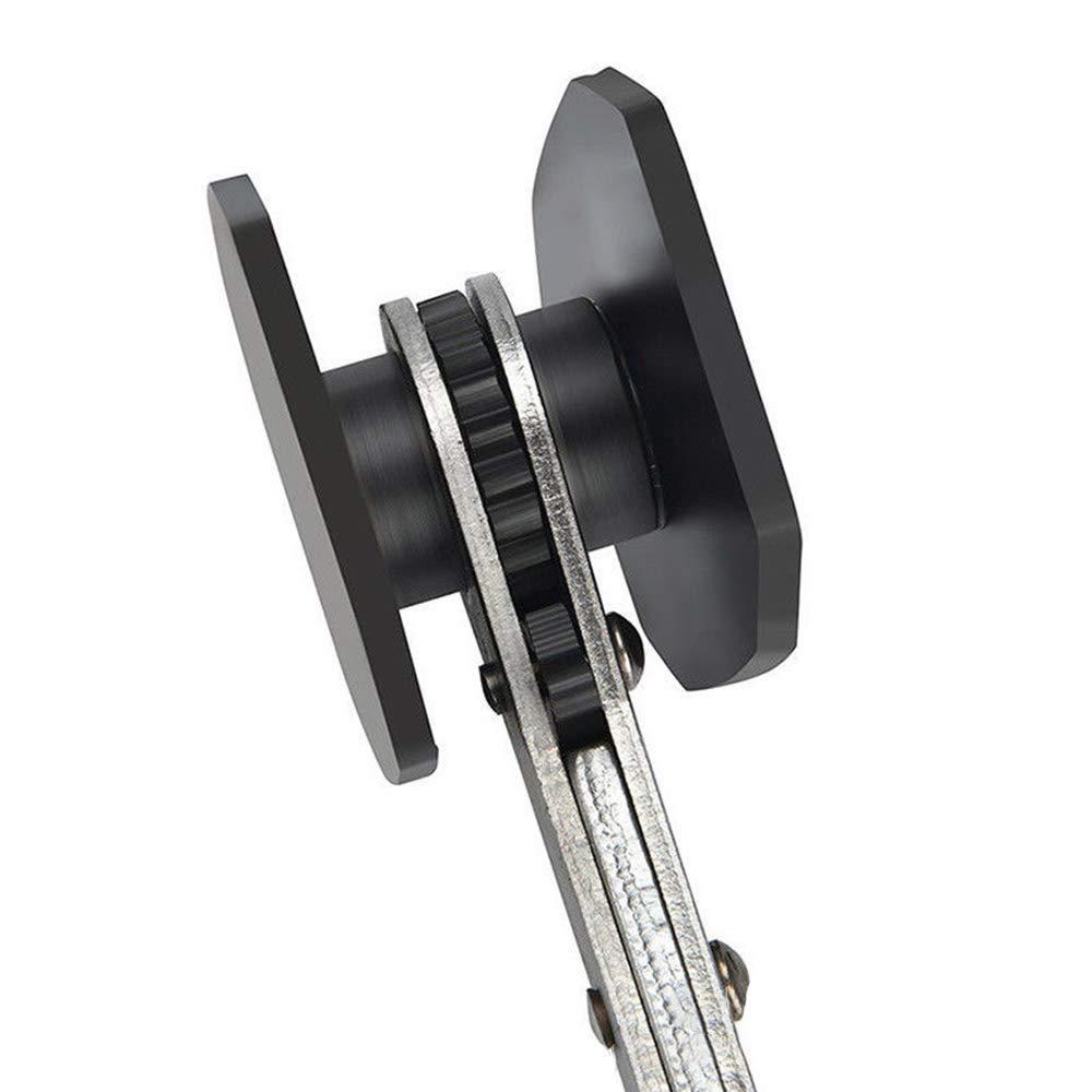 Asdomo Ratchet brake caliper wrench,Car Ratchet Brake Piston Caliper Wrench Spreader Car Repair Kit Tools