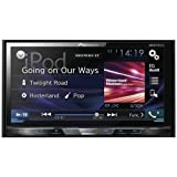 Pioneer AVH-X490BS In-Dash 2-DIN 7-Inch Touchscreen DVD Receiver with Built-in Bluetooth