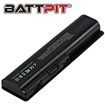 Battpit™ Laptop / Notebook Battery Replacement for Compaq 484170-001 (4400mAh) (Ship From Canada)