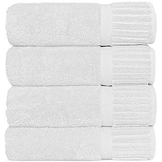 Chakir Turkish Linens Luxury Hotel & Spa Turkish Cotton Piano (White, Bath Towel-Set of 4) (B00IP2RV2K)   Amazon price tracker / tracking, Amazon price history charts, Amazon price watches, Amazon price drop alerts
