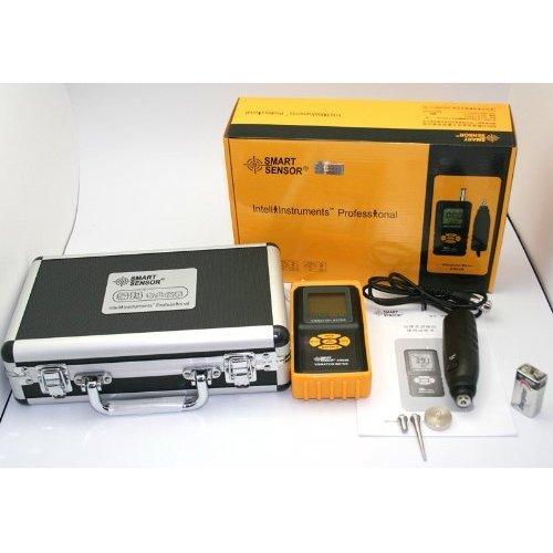 (Smart Sensor AR63B Digital Precision Vibration Meter Tester Gauge Analyzer !NEW!)