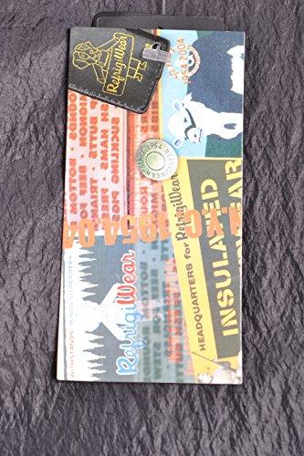 Refrigiwear Damen MCBI254076O Schwarz Polyamid Jacke
