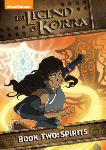 The Legend of Korra - Book Two: