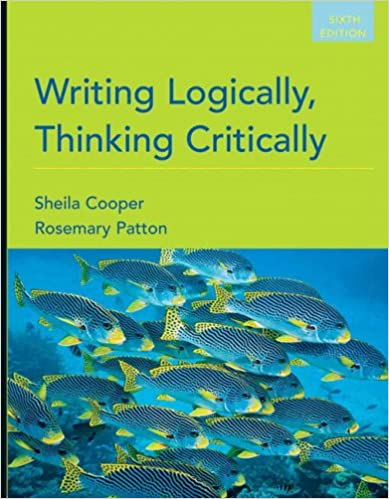 Amazon writing logically thinking critically 6th edition writing logically thinking critically 6th edition 6th edition fandeluxe Gallery
