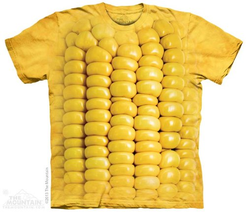 The Mountain Corn On The Cob T-Shirt (M)