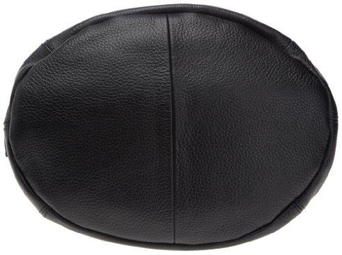 Paquetage Gabriel - Bolso bandolera mujer negro - negro