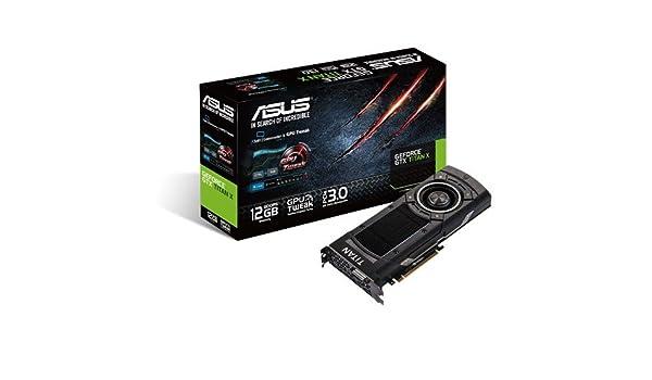 ASUS GTXTITANX-12GD5 GeForce GTX Titan X 12GB GDDR5 ...