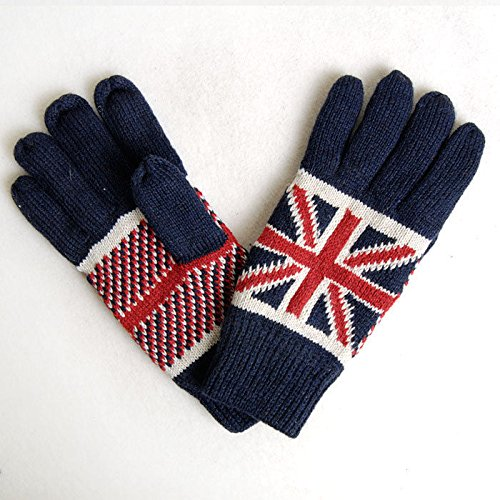 [UK SELLER] Union Jack Ski warm winter Casual unisex men/girl/women/boy (GLU0...