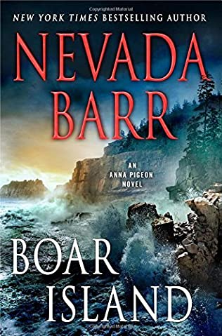 book cover of Boar Island