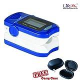 Life Plus Finger Pulse Oximeter(LPM-101)