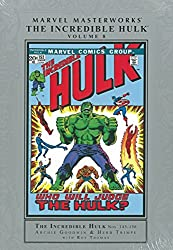 Marvel Masterworks: The Incredible Hulk Volume 8