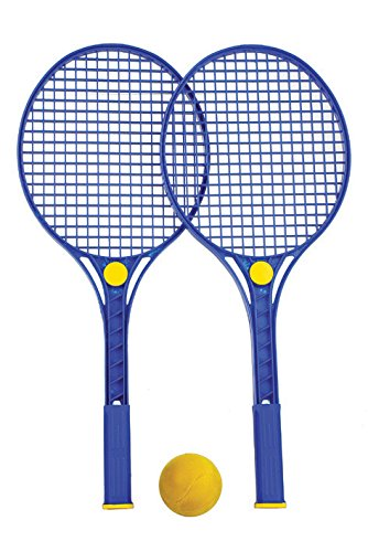 Family Softball Tennis Set für Kinder mit Ball 54 cm Länge Androni Giocattoli 267065