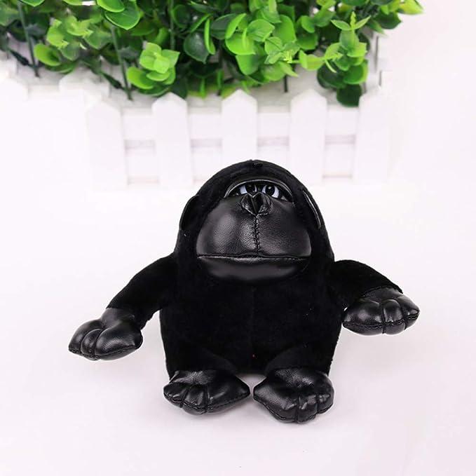 Llavero de felpa con diseño de gorila para colgar en el ...