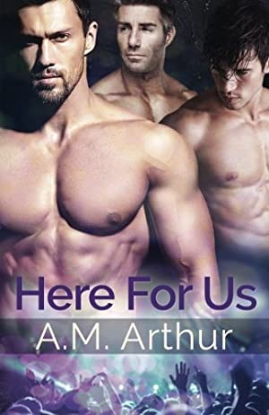 book cover of Here For Us