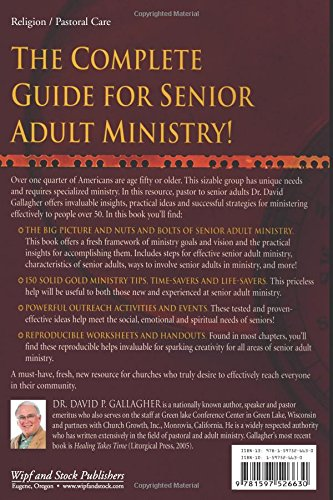 Senior Adult Ministry in the 21st Century: Step-By-Step Strategies ...