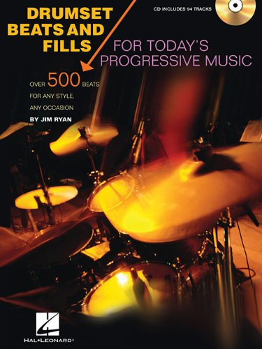 (Drumset Beats and Fills: For Today's Progressive Music)