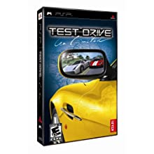 Test Drive Unlimited - Sony PSP