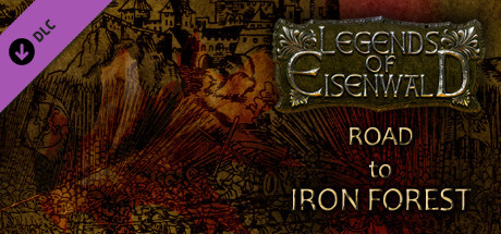 Legends of Eisenwald: Road to Iron Forest (DLC) [Online Game Code]
