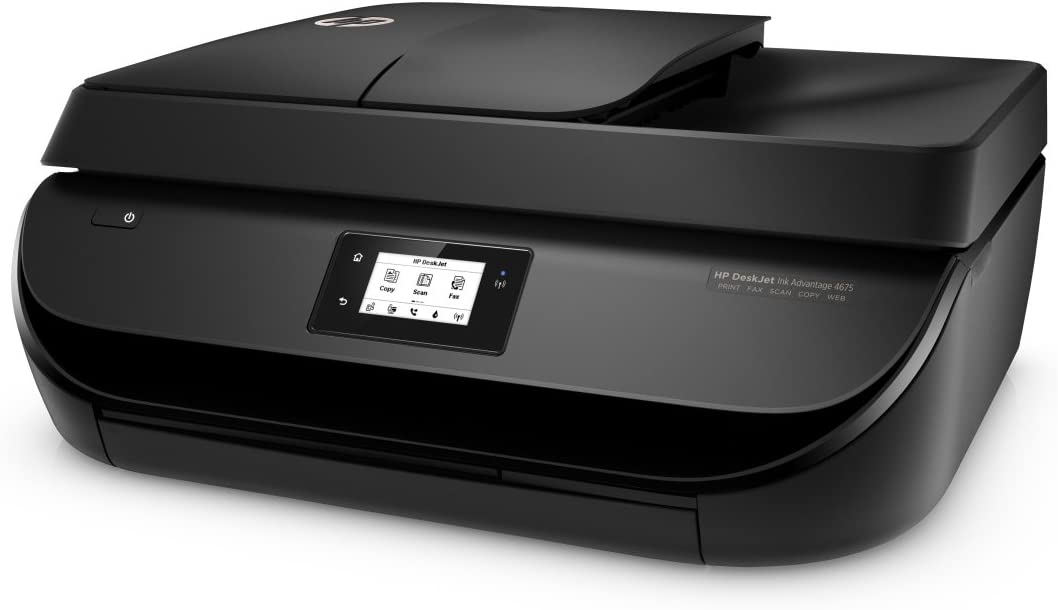 HP DeskJet Ink Advantage 4675 Inyección de tinta térmica 9,5 ppm ...