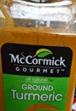 McCormick All Natural Ground Turmeric, 12 oz.(PACK OF 2)