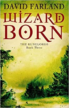 Book Wizardborn: Book 3 of the Runelords by Farland, David (2007)