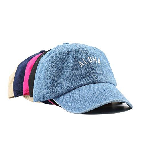 Seven Island 100% Cotton Baseball Multicolor Dad Polo Style Women Men Unisex Fashion Adjustable Embroidery Aloha California Pineapple Hat Cap