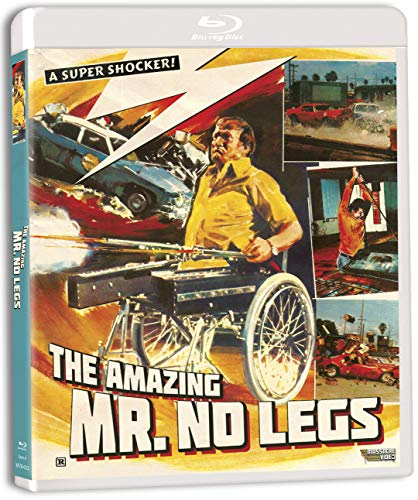Mr. No Legs [Blu-ray]