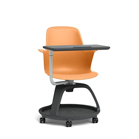 Steelcase Node Multipurpose Chair: Tripod Base - Standard Carpet Casters
