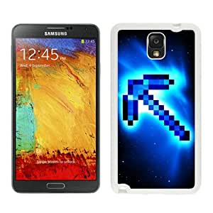 Fashion And Unique Samsung Galaxy Note 3 Case Designed With Minecraft 49 White Samsung Note 3 Cover