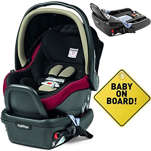 Peg Perego - Primo Viaggio 4-35 Escape With Base and Baby On