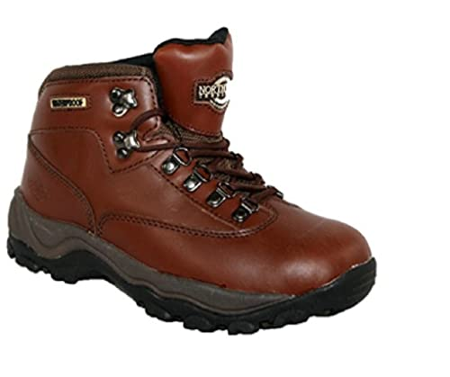 delicate colors lace up in pretty cool Northwest Women's Ladies Waterproof Leather Walking Hiking Boots
