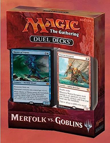 (Magic The Gathering: Duel Decks: Merfolk Vs Goblins)