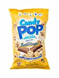 Candy meets popcorn. Great Butterfinger taste in every crunch!