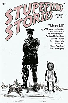 Stupefying Stories: August 2014 (English Edition) por [Pentecost, Alison, Habershaw, Auston, Lackey, Jamie, Algernon, S. R., Frost, Sarah, Upshaw, Garth, Dontigney, Eric, Ledbetter, William]